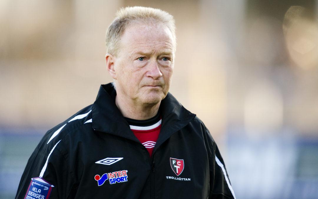 """L-O Mattsson berättar om tränarkarriären i ny bok: """"Kommer inte sparas på någonting"""""""